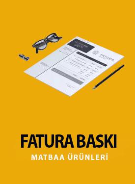 fatura-baski-ankara