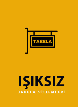 Ankara tabela sistemleri