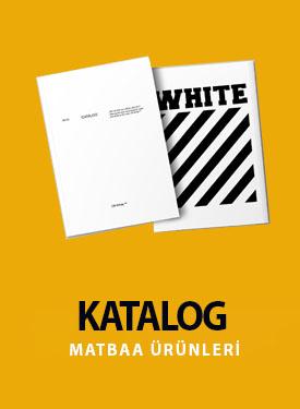 katalog tasarım baskı