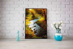 Ankara Kanvas tablo